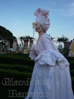Giardino Barocco - Marie Antoinette