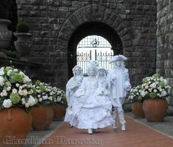 Giardino Barocco - entrance