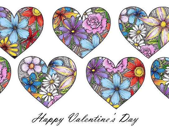 Heart #5 Valentines