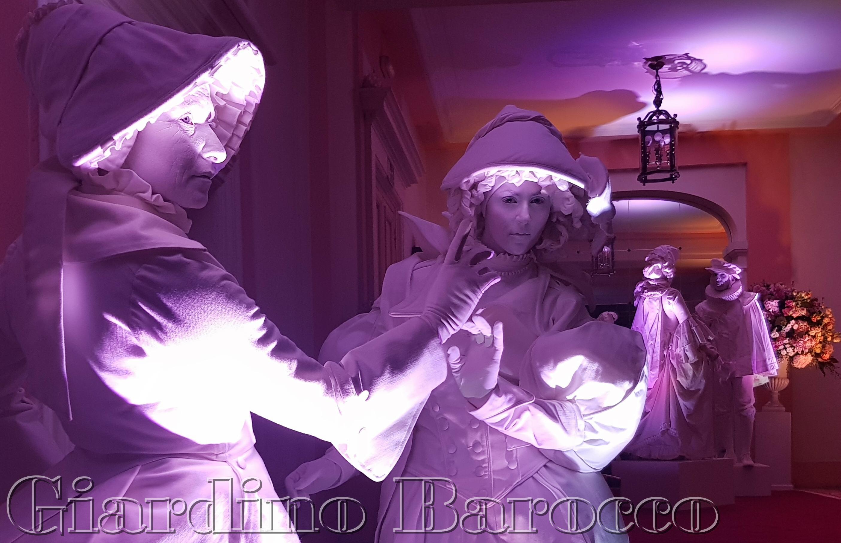 Giardino Barocco - Madrid couples