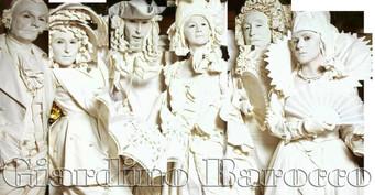 Giardino Barocco  six characters