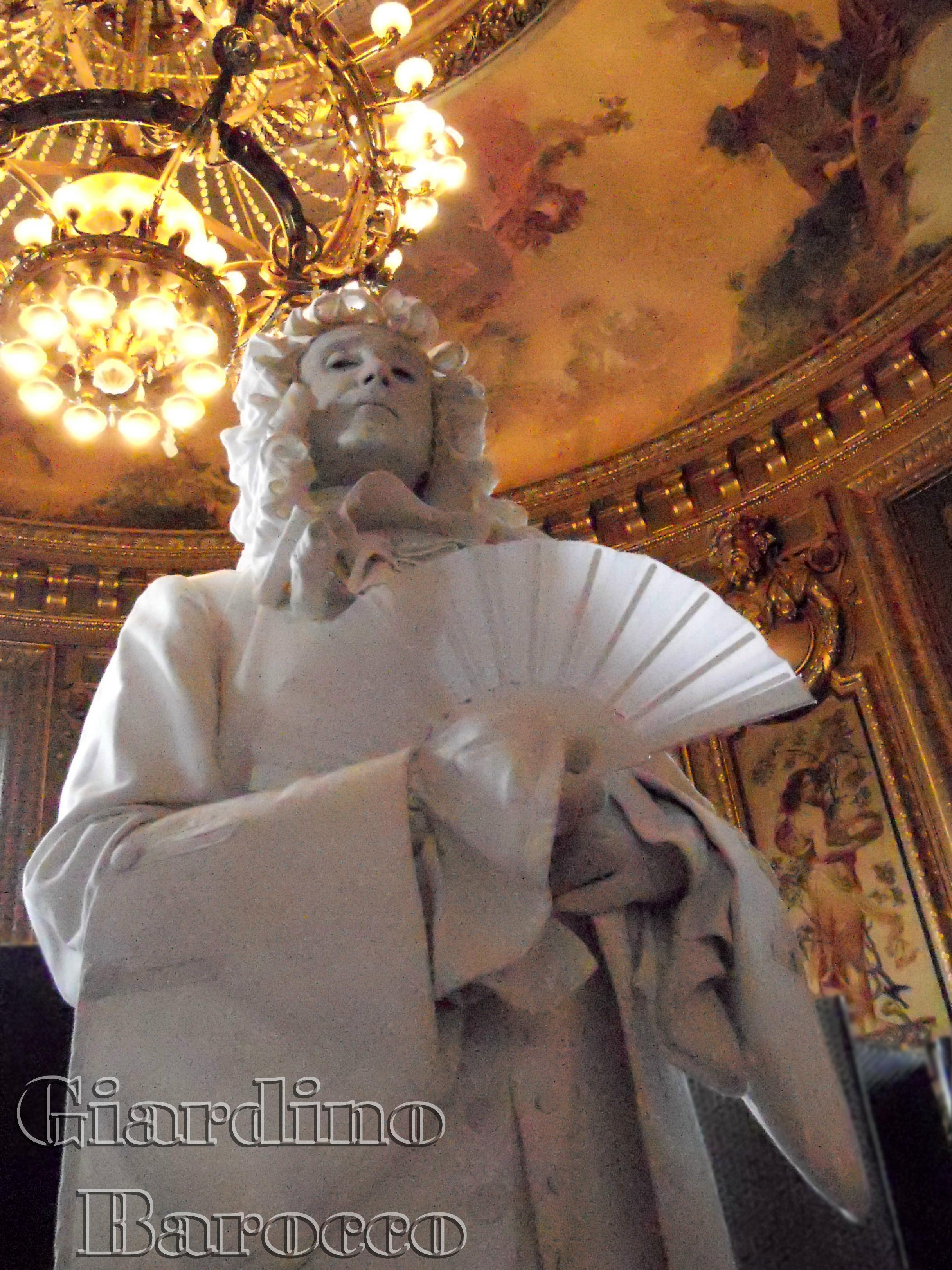 Giardino Barocco -Newton Paris Opera