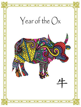 Year of the Ox #1