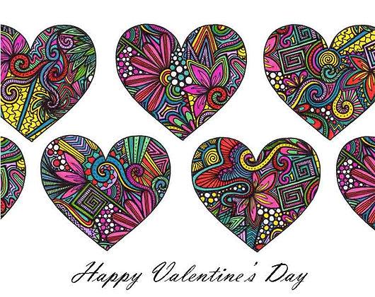 Heart #4 Valentines