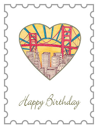 Design #73A Happy Birthday