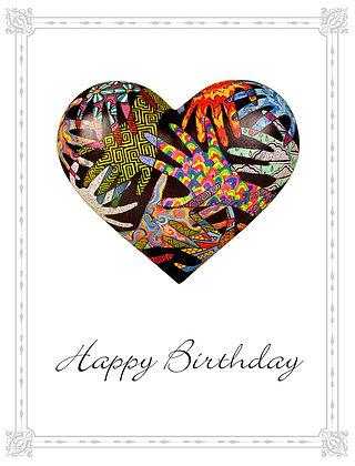 Design #68A Happy Birthday