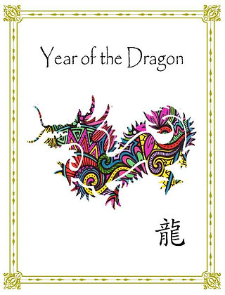 Year of the Dragon #1