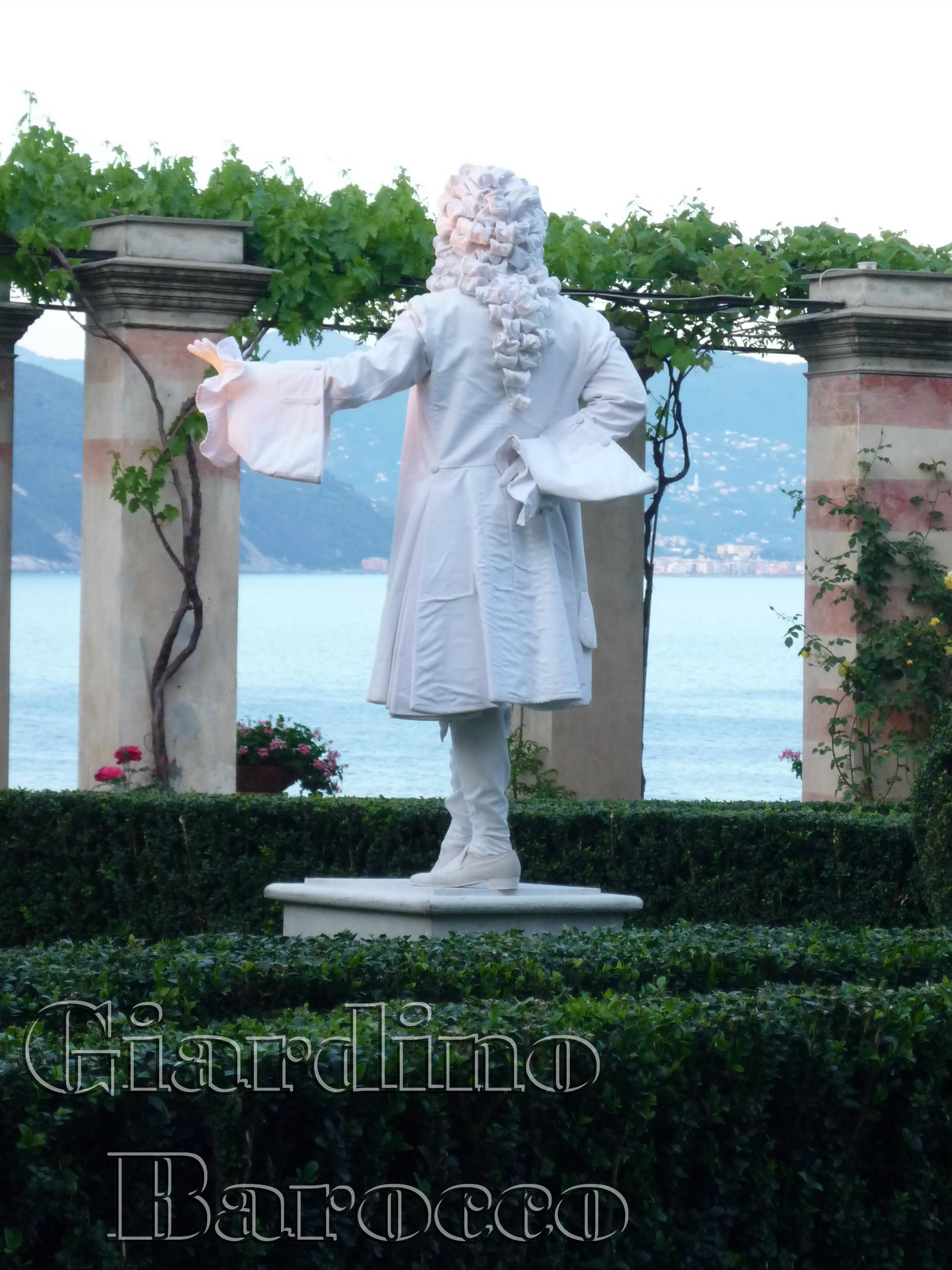 Giardino Barocco - Newton