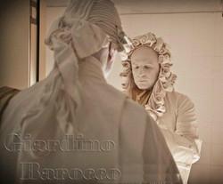 Giardino Barocco - Dressing room