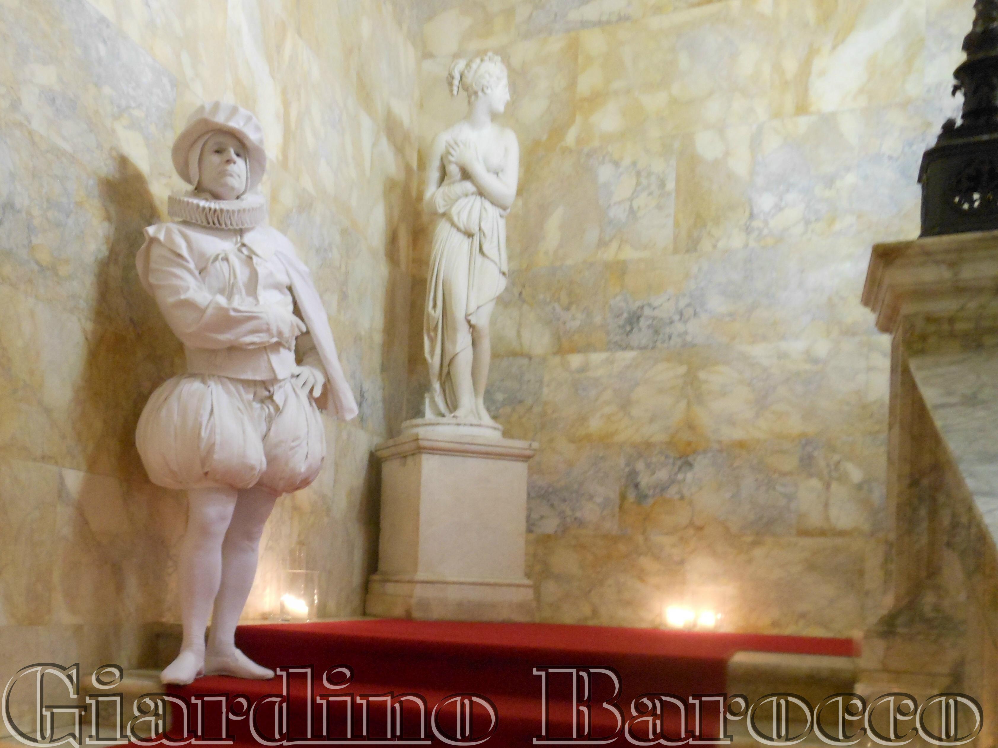 Giardino Barocco - Shakespeare