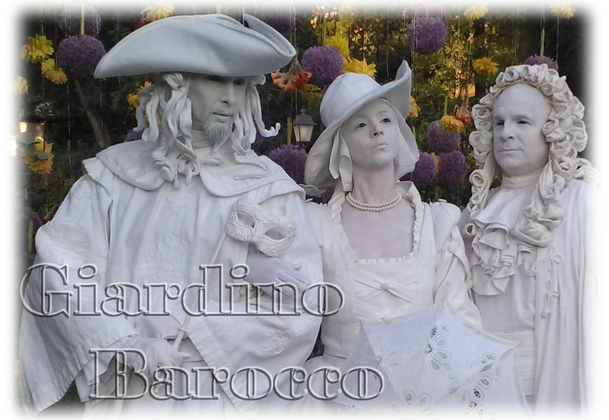 Giardino Barocco - Trio Florence