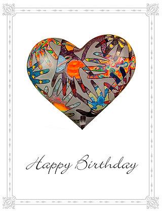 Design #69A Happy Birthday