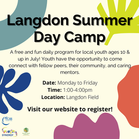 Langdon Day Camp is Back!