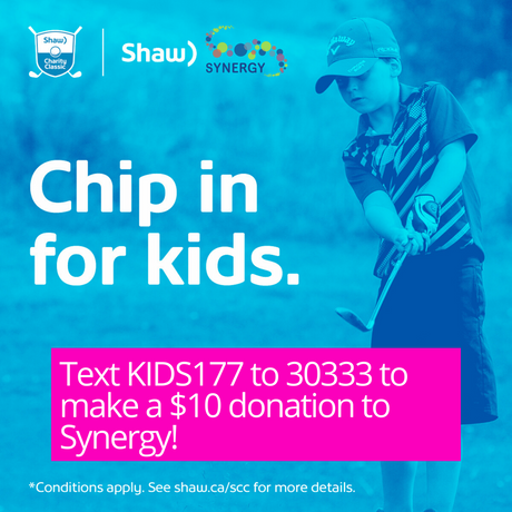 Shaw Text-To-Donate