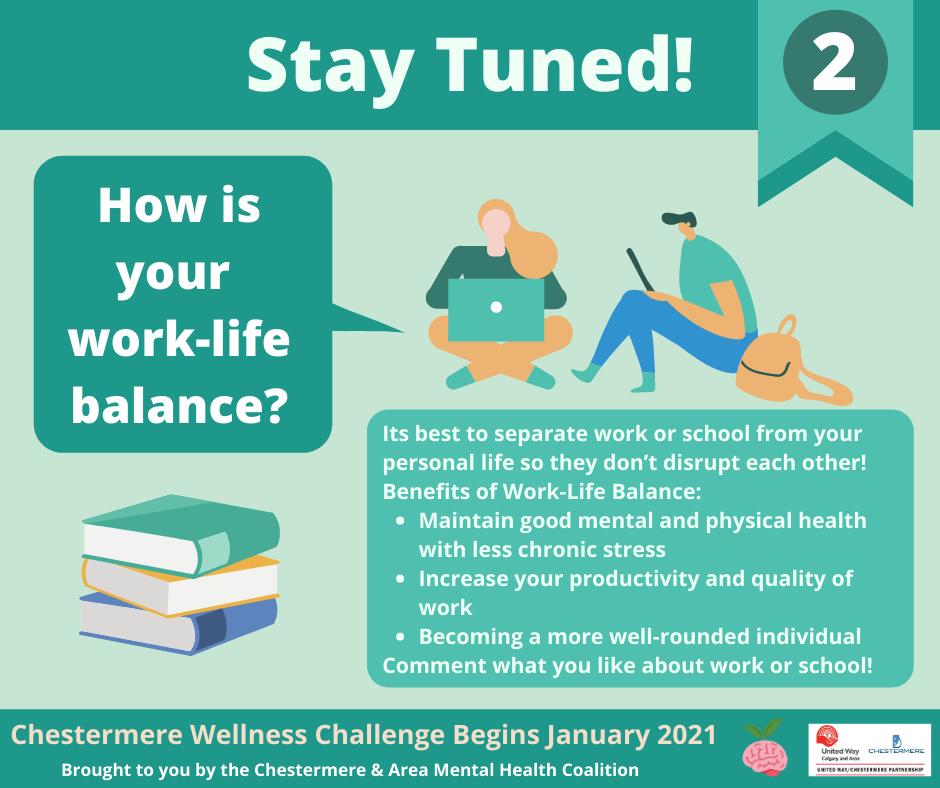 Work/School - How do I improve my work/life balance?