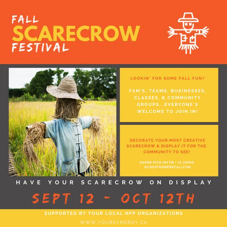 FALL SCARECROW FESTIVAL