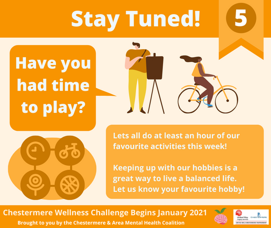 Play - How much exercise should I get each day?