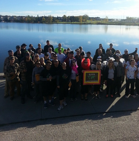 The Rotary Club of Chestermere's 7th Annual AMAZING RACE