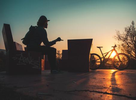 Quais as suas vantagens de conhecer a cidade de bicicleta ?