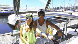 party no barco