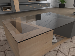 Table basse STAR 01