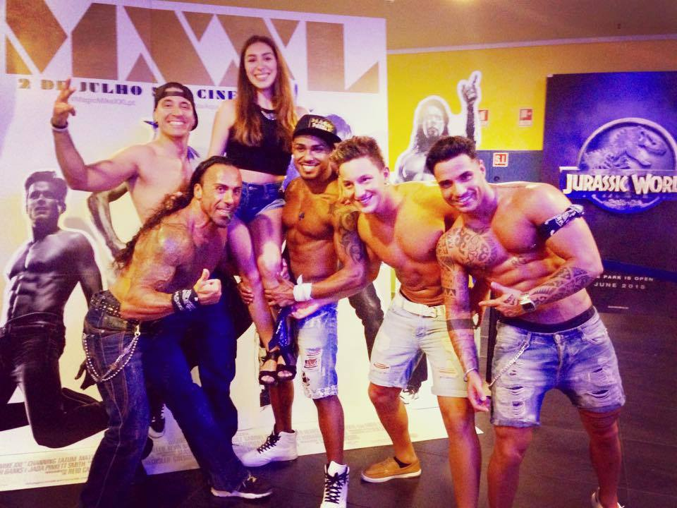 Os melhores strippers de Portugal, os melhores bailarinos de Portugal