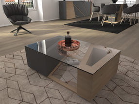 Table basse STAR 02