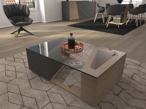 Table basse STAR 02 / 2