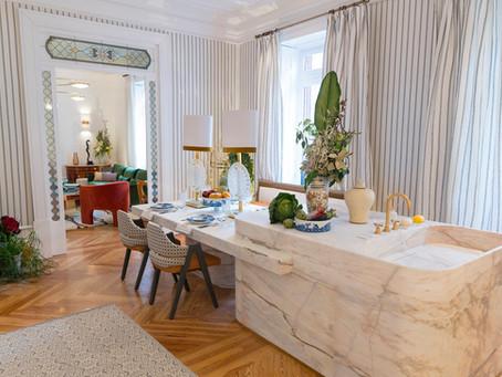 Portugal ganhou dois prémios na Casa Decor 2018