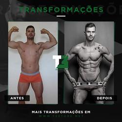 ANTES E DEPOIS 45