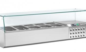 Kit Refrigerado - Pizzaria