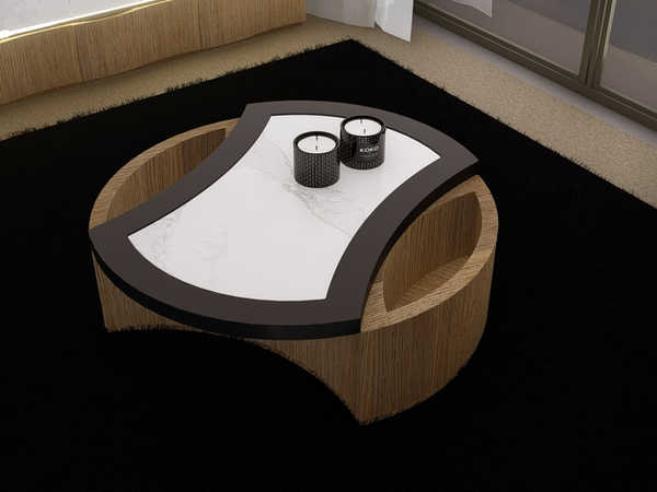 Table basse WAVE