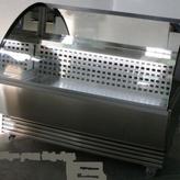 Vitrina refrigerada para queijos