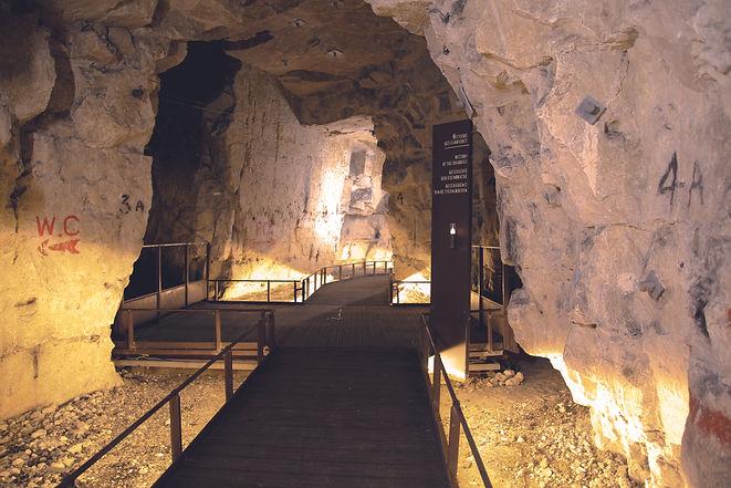 Wellington Tunnels