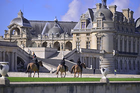 CHANTILLY in the OISE department