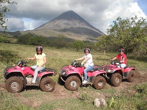 Original ATV Arenal Volcano