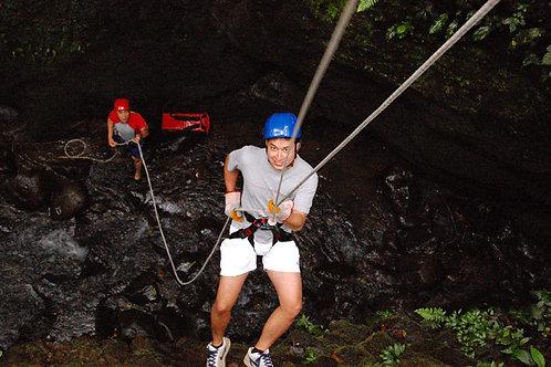 Spider Monkey Canyoning