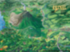 La Fortuna Map