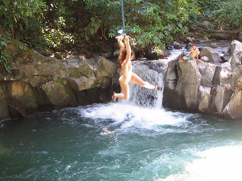 El Salto Fortuna River