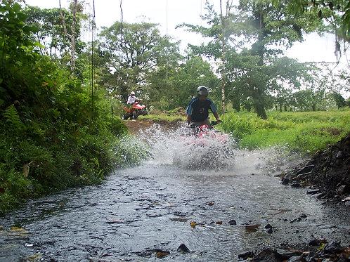 ATV Tour La Pradera