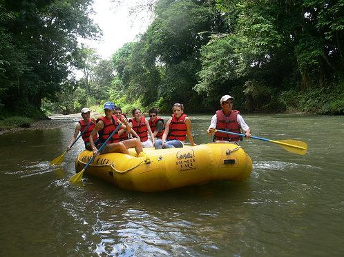 Safari Float Trip