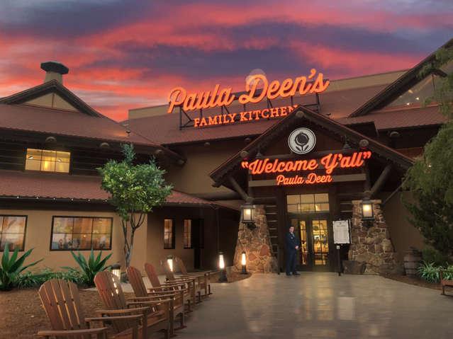 San Antonio Paula Deen Exterior 02-10-21
