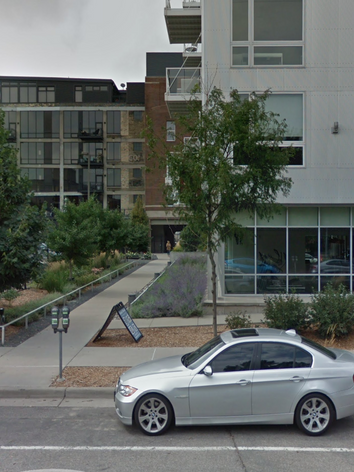 Metered Parking on N. 2nd Street