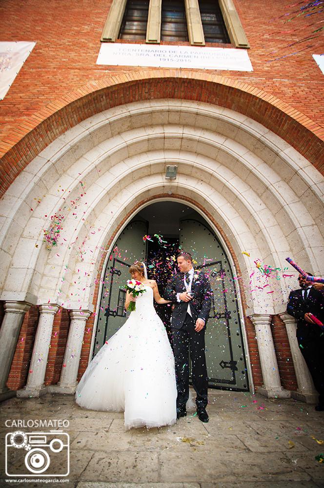 Reportaje de boda en Valladolid