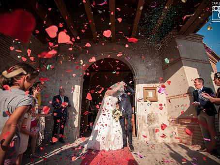 Reportaje de boda Natalia + David