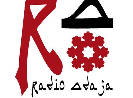 Entrevista en Radio Adaja