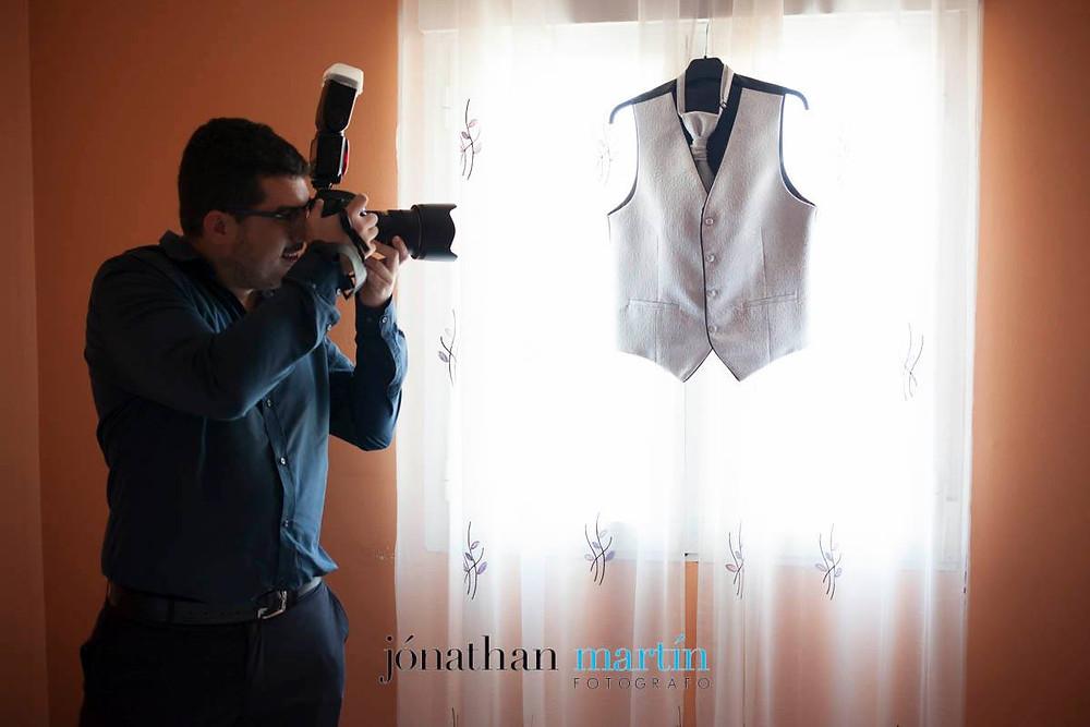 Carlos Mateo, fotógrafo de boda