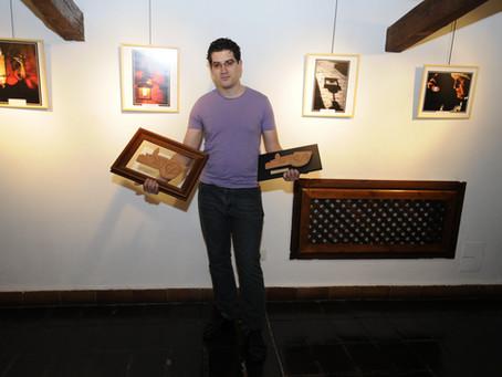 Primer y el Tercer Premio en el Concurso Fotográfico de Semana Santa