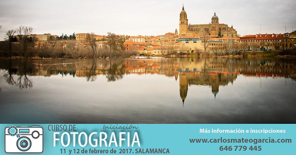 Curso de fotografía Salamanca