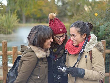 Cursos de Fotografía en Salamanca